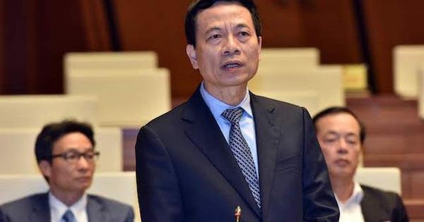 Bộ trưởng Nguyễn Mạnh Hùng: Việt Nam sẽ có thiết bị 5G chất lượng tốt, giá rẻ hơn