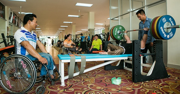 Thể thao người khuyết tật: Khẩn trương lấy lại phong độ cho VĐV trước thềm Para Games 11