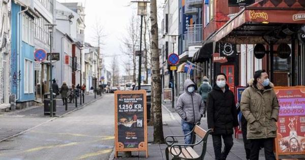 Iceland: Cho phép du khách nhập cảnh, bỏ qua xét nghiệm cho người từng mắc Covid-19