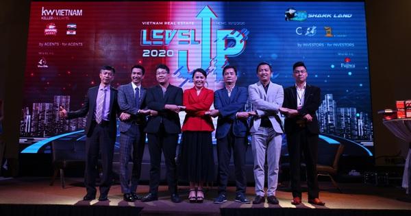 "Sự kiện ""Vietnam Real Estate Level Up 2020"" bùng nổ cùng Sharkland"