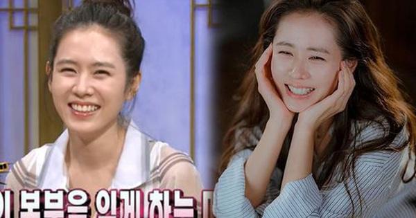 Son Ye Jin được lục lại hình ảnh đi show cách đây 12 năm, fan thốt lên: ''Thời gian bỏ quên cô ấy rồi à?''