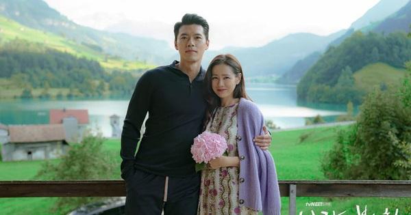 """Sự thật Son Ye Jin và Huyn Bin nắm tay khi đang quay """"Hạ cánh nơi anh"""""""