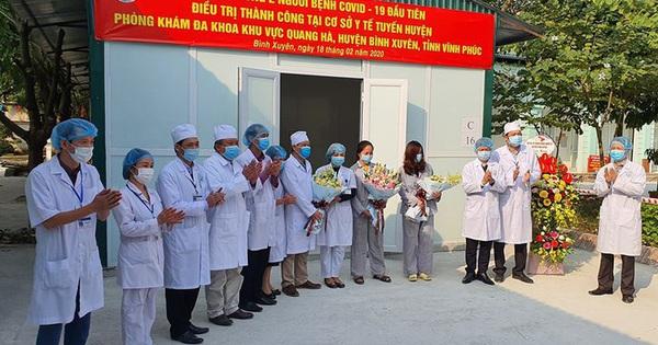 Sáng nay: Thêm 3 người Việt nhiễm Covid-19 khỏi bệnh