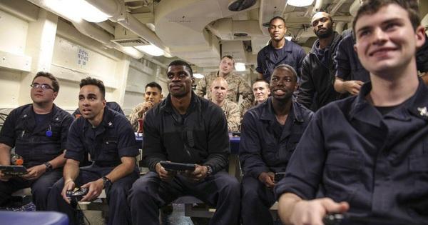 Không Quân Hoa Kỳ bắt tay hợp tác cùng ESL CS:GO, đẩy uy tín lên cực cao