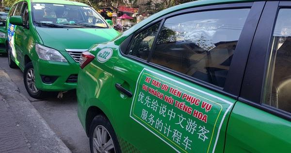 """Taxi ưu tiên phục vụ vận chuyển khách du lịch nói tiếng Hoa ở Hội An rơi vào cảnh…""""ế ẩm"""""""
