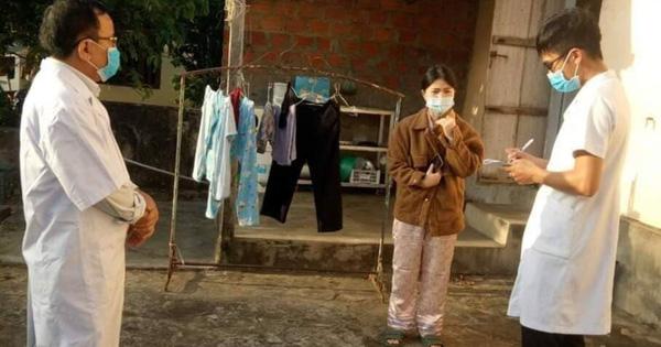 Quảng Bình cách ly, theo dõi tại nhà một nữ sinh vừa trở về từ Hàn Quốc