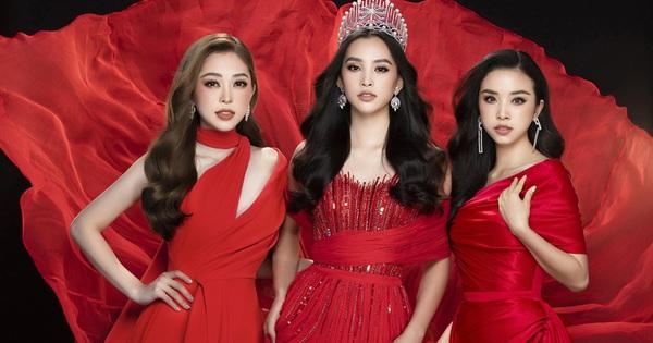 Hoa hậu Việt Nam 2020 chính thức khởi động, bộ ba Tiểu Vy - Thúy An - Phương Nga đẹp quyền lực sau gần 2 năm đăng quang