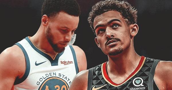 """Thành tích ném 3 điểm siêu xa của Stephen Curry bị """"sao mai"""" NBA vượt mặt dễ dàng"""