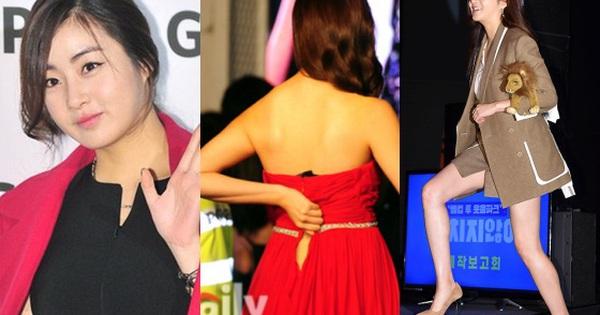 Tình cũ của Huyn Bin: Từ cô nàng mặc váy chật đến bục chỉ trên thảm đỏ và màn lột xác giảm 20kg, trở thành mỹ nhân có đôi chân đẹp nhất xứ Hàn