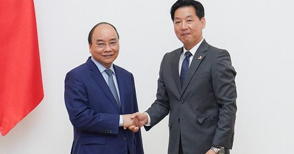 Thủ tướng đề nghị Tập đoàn Aeon mở thêm các trung tâm thương mại ở nhiều địa phương khác của Việt Nam
