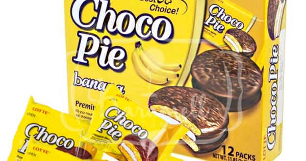 Bánh Choco Pie vị chuối bị thu hồi vì có thể đe dọa sức khỏe người dùng bởi thành phần không được khai báo trên bao bì