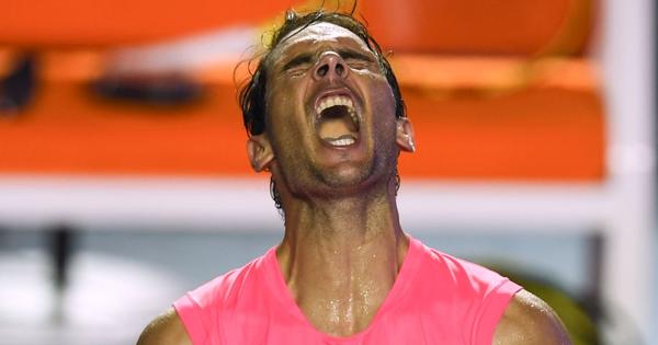 """Nadal quật ngã """"tiểu Federer"""", thắng tiến vào trận chung kết đầu tiên của năm 2020"""