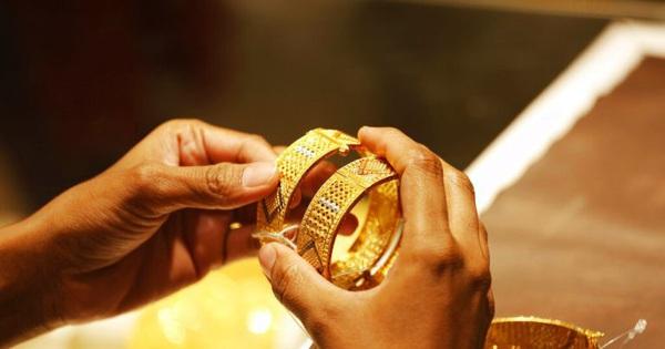 Vàng quay đầu giảm, tuột mốc 46 triệu đồng/lượng - giá vàng sjc