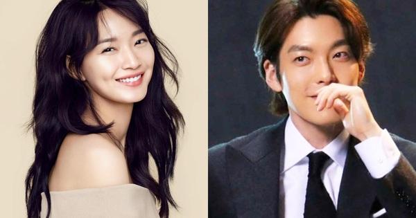 Shin Min Ah, Kim Woo Bin.
