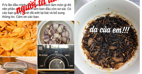 Dở khóc dở cười với những thảm họa nấu nướng của chị em thời dịch