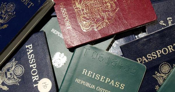 Tác động của đại dịch đối với hộ chiếu quyền lực nhất năm 2020