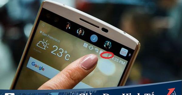Viettel, VinaPhone tung ''dòng chữ lạ'' trên biểu tượng mạng