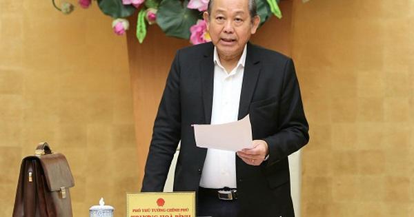 Phó Thủ tướng: Kiên quyết giải thể, phá sản các dự...