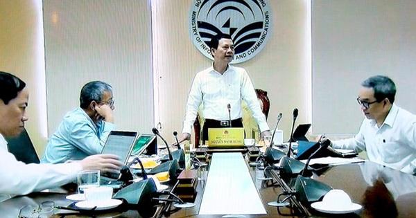 Bộ trưởng Nguyễn Mạnh Hùng: COVID-19 là ''cú huých'' trăm năm để chuyển đổi số