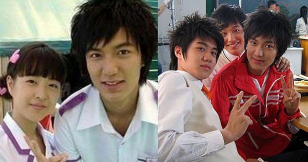 Rần rần vì ảnh hiếm Lee Min Ho và Park Bo Young thân mật từ thời