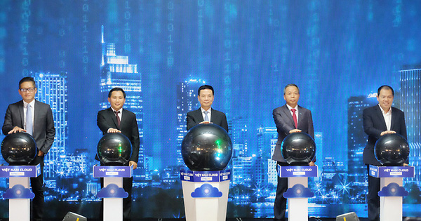 Bộ trưởng Nguyễn Mạnh Hùng: Việt Nam phải làm chủ các hạ tầng và nền tảng chuyển đổi số cho từng ngành, từng lĩnh vực