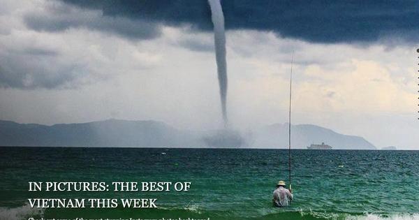 Bức ảnh ''Ông già và biển cả'' phiên bản Việt lọt top 12 ảnh về câu chuyện đại dương do National Geographic bình chọn và chia sẻ đầu tiên của chính tác giả