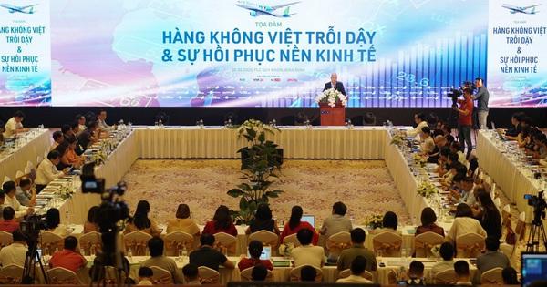 TS. Trần Du Lịch: Bamboo Airways hiện là hãng hàng không có dịch vụ tốt nhất Việt Nam