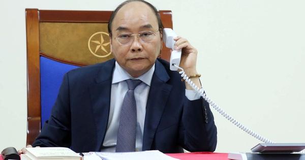 Điện đàm với Thủ tướng Nguyễn Xuân Phúc: Ông Trump gửi lời chào tới người dân Việt Nam, ngỏ ý tặng máy thở điều trị bệnh nhân Covid-19