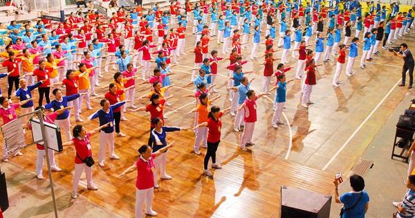 """Sóc Trăng ban hành Kế hoạch tổng kết 10 năm thực hiện """" Chiến lược phát triển thể dục, thể thao Việt Nam"""" đến năm 2020"""