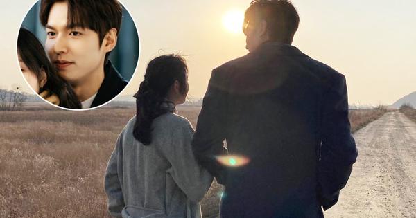 Ngoài mẹ ruột, đây là người phụ nữ đầu tiên Lee Min Ho khoe ảnh lên Instagram