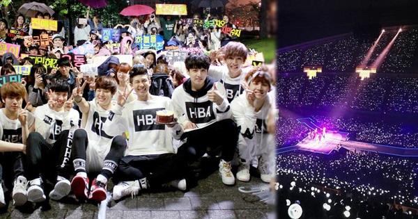 BTS từng có fanmeeting 32 người tham dự, GFRIEND bán được đúng 500 album nhưng giờ cùng boygroup nhà CUBE đổi đời ngoạn mục khiến fan xúc động