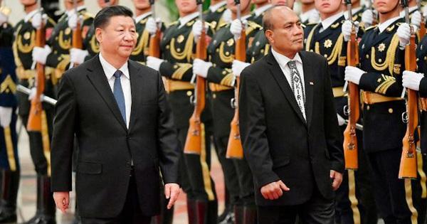 Bất chấp đại dịch để mở đại sứ quán ở đảo quốc tí hon cách xa vạn dặm, Trung Quốc làm bùng lên chạy đua địa chính trị mới?