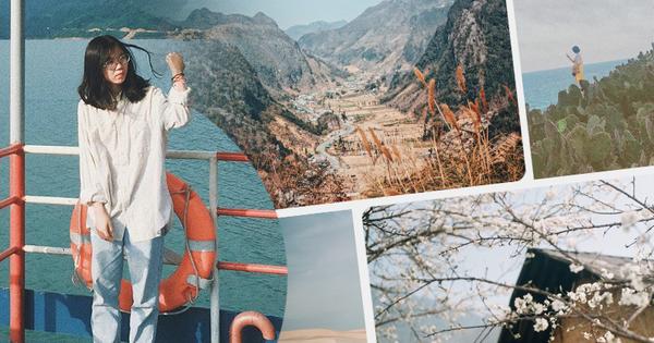 Cô gái 9X đổ hết vốn liếng 10 năm đi làm để đi chơi: Du lịch 62 tỉnh thành Việt Nam vẫn chưa thấy ''đã''