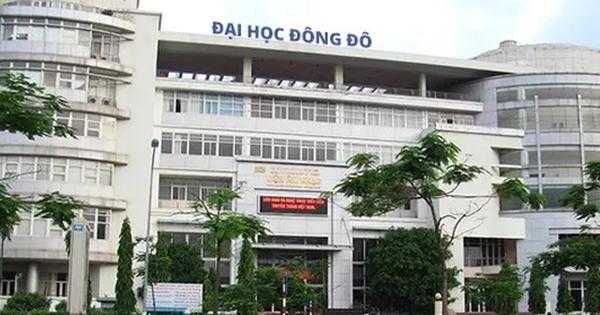 Bắt tạm giam, cấm đi khỏi nơi cư trú 2 bị can trong vụ án xảy ra tại trường Đại học Đông Đô