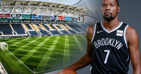 Tập tành kinh doanh, Kevin Durant đầu tư tiền bạc vào một CLB bóng đá