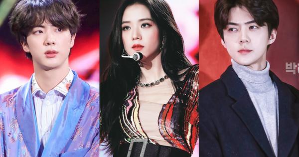 Sao Hàn thẳng thừng từ chối SM: Jisoo (BLACKPINK) không muốn phản bội YG, Jin (BTS) và Sehun (EXO) đều tưởng bị lừa đảo nhưng kết cục lại khác nhau