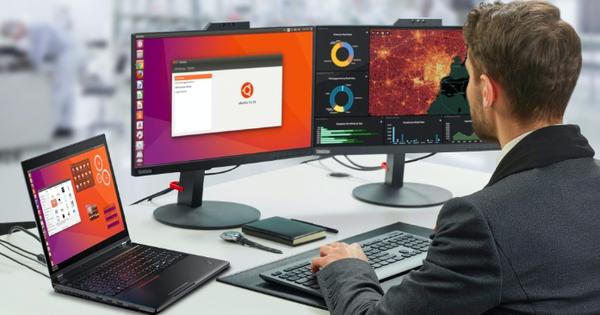 Lenovo đang quay trở lại với vai trò là nhà hỗ trợ chính cho máy tính để bàn Linux.