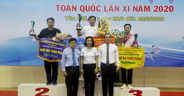 TP. Hồ Chí Minh nhất toàn đoàn tại Giải vô địch các đội mạnh Vovinam toàn quốc lần XI năm 2020