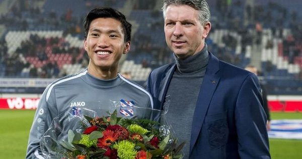 Giám đốc SC Heerenveen tiết lộ Văn Hậu đã rất gần với suất đá chính:
