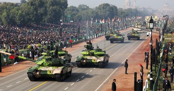 Nga và Mỹ hối thúc bán hợp đồng vũ khí khủng cho Ấn Độ sau các căng thẳng với Trung Quốc