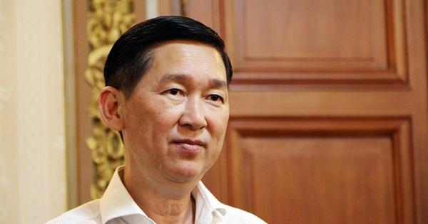 Quan lộ của Phó chủ tịch UBND TPHCM Trần Vĩnh Tuyến trước khi bị khởi tố