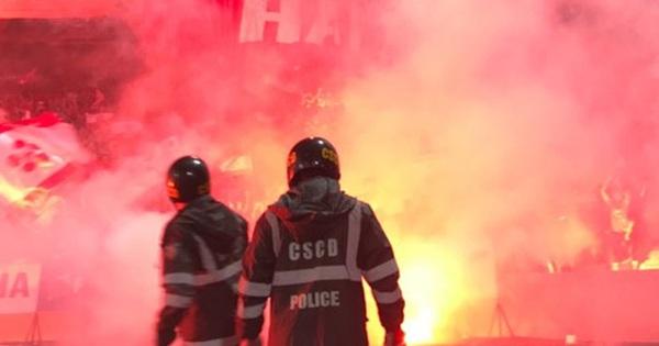 Lo ngại đốt pháo sáng trên sân Hàng Đẫy, năm nay BTC phải nhờ cảnh sát hình sự vào cuộc - kết quả xổ số vĩnh long