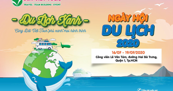 Đất Việt Tour chính thức ra mắt chương trình ''Du lịch xanh''