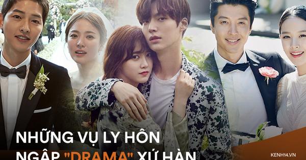 Sao Hàn ly hôn ngập ''drama'' chấn động: Màn đấu tố của Song Song hay Goo Hye Sun chưa sốc bằng vụ đánh vợ sảy thai