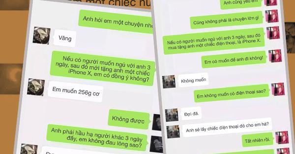 Cao hứng ''bắt trend'' thử lòng người yêu qua tin nhắn và những câu trả lời không ngờ tới khiến dân mạng cười lăn lộn