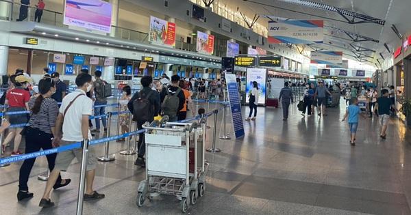 Đà Nẵng sẽ bố trí 2 chuyến bay đưa toàn bộ du khách về Hà Nội và TP.HCM