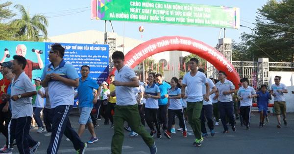 Đồng Nai tổ chức Ngày chạy Olympic vì sức khỏe toàn dân năm 2020