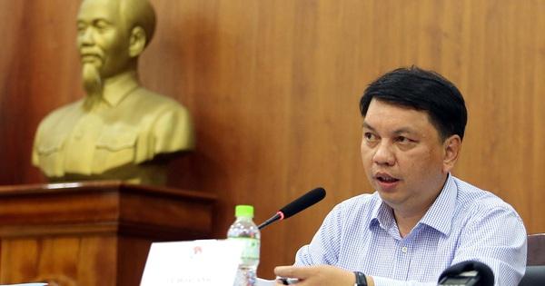 Tổng thư ký VFF Lê Hoài Anh: