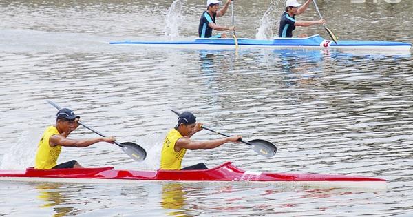 Cần Thơ tạm dừng tổ chức thi đấu môn Canoeing và Bơi lội liên quan đến tình hình Covid-19 tại Đà Nẵng