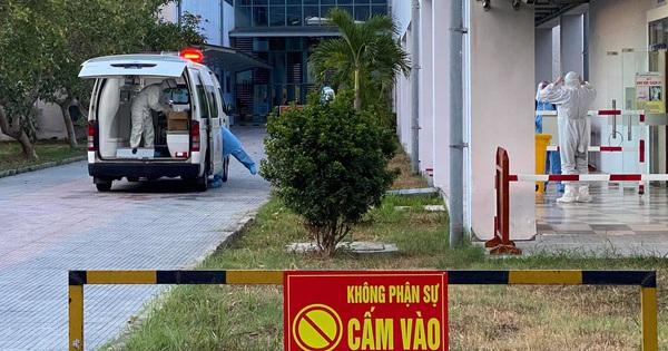 Bệnh viện Trung ương Huế tiếp nhận điều trị cho 11 bệnh nhân Covid-19 từ Đà Nẵng
